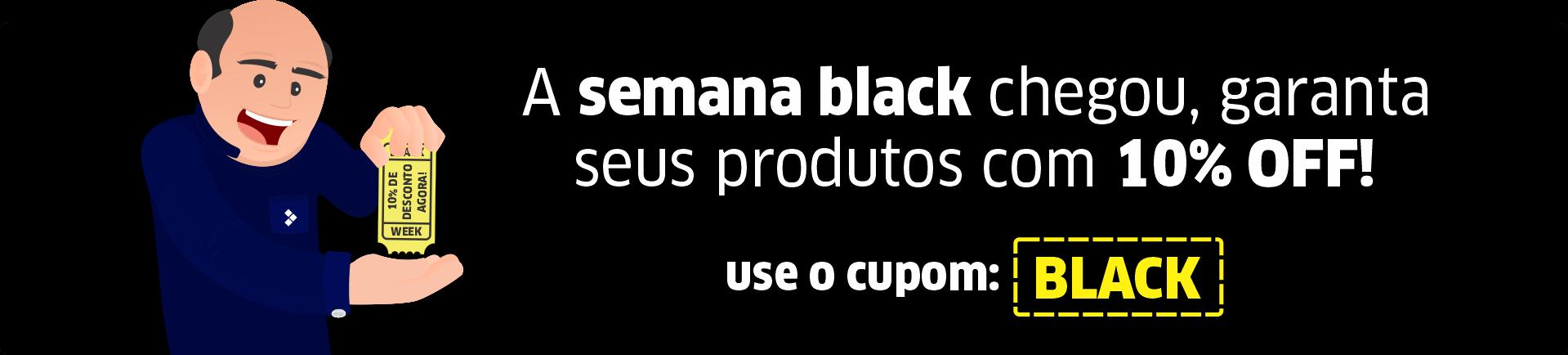 Semana black da Sitolino com 10% de desconto!