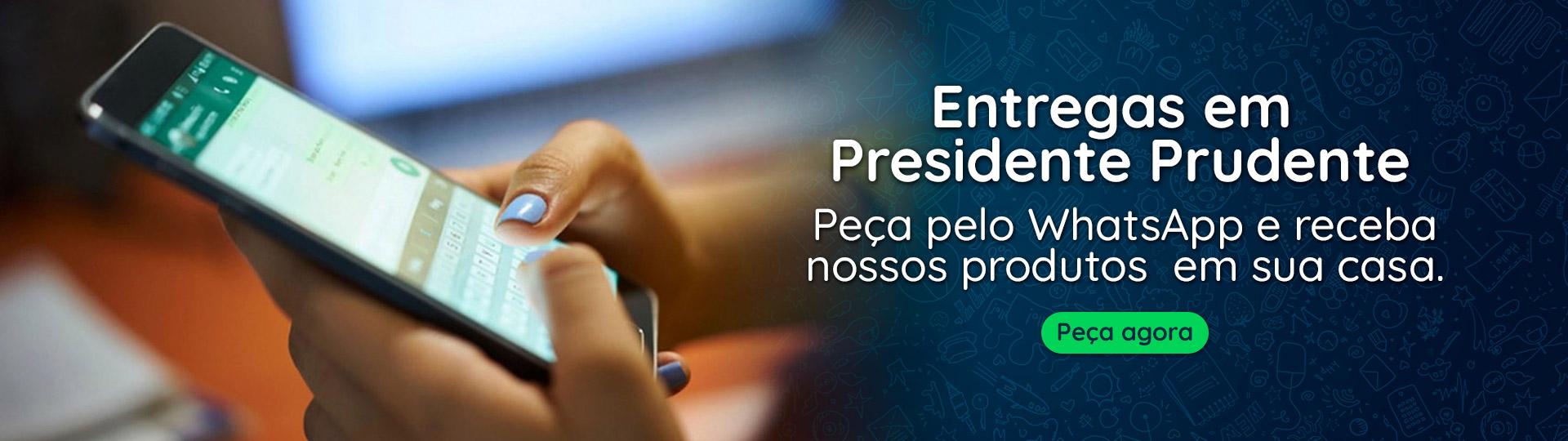 Entregas em Presidente Prudente