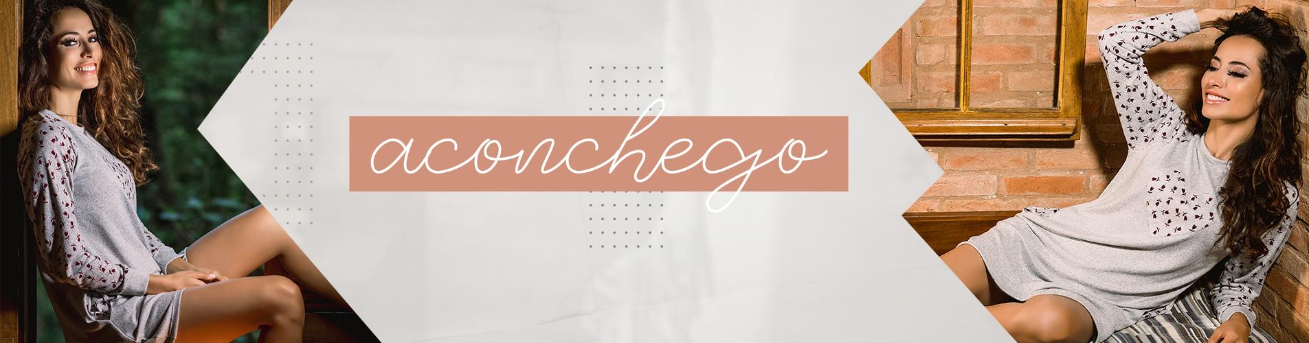 Coleção Secretum - Aconchego (Camisola)