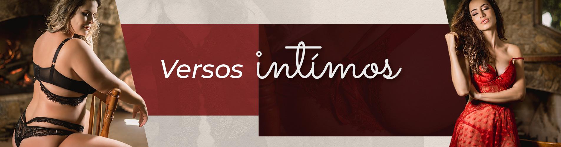 Coleção Secretum - Versos Íntimos