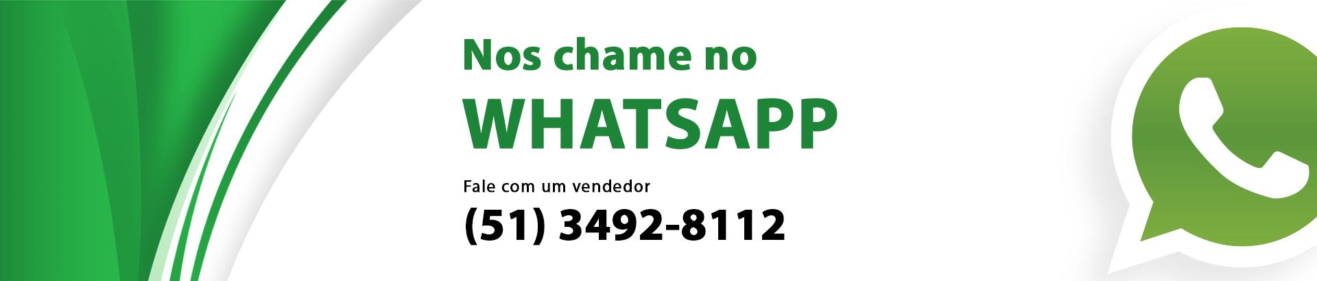 Nos chame no Whatsapp