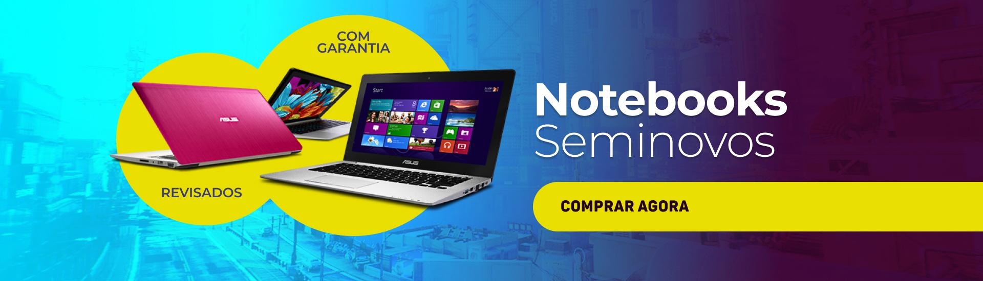 Notebooks Seminovos