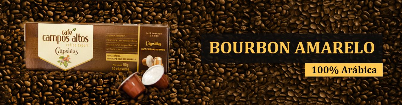 Banner Bourbon Amarelo