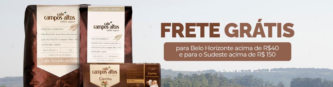 Cafe Frete Grátis