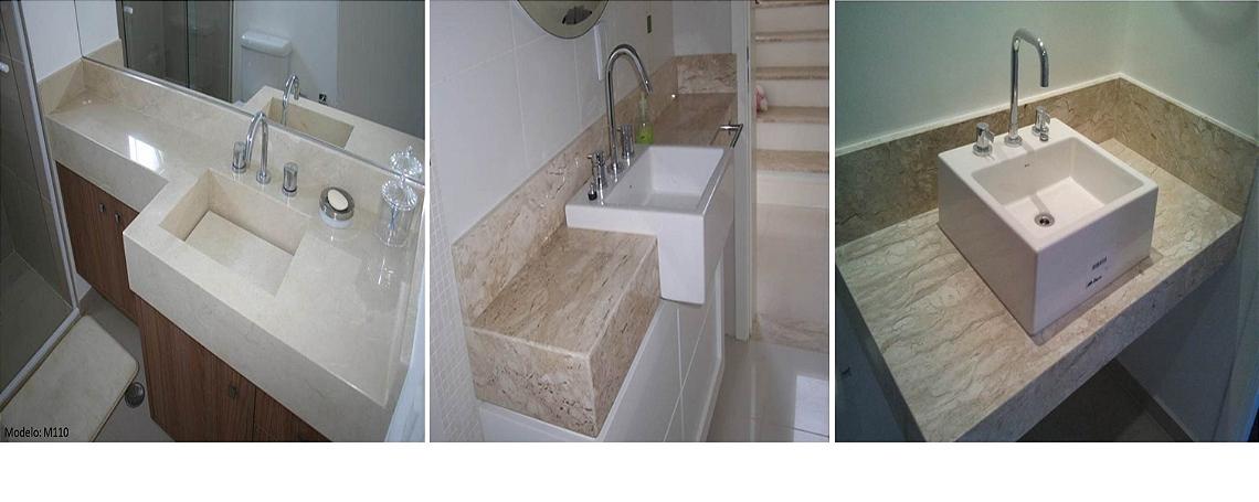 Bancada Banheiro