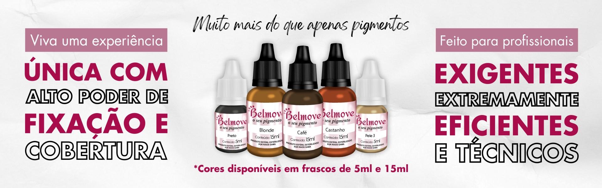 Pigmentos Belmove
