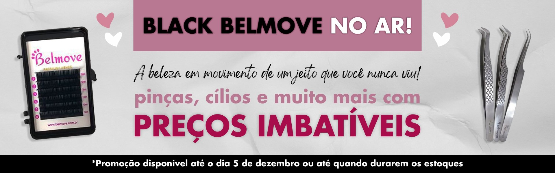 Full banner Black Belmove