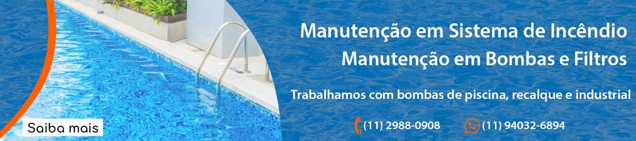 Banner Manutenção