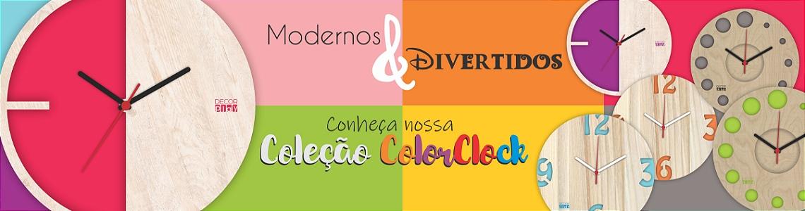 Coleção ColorClock