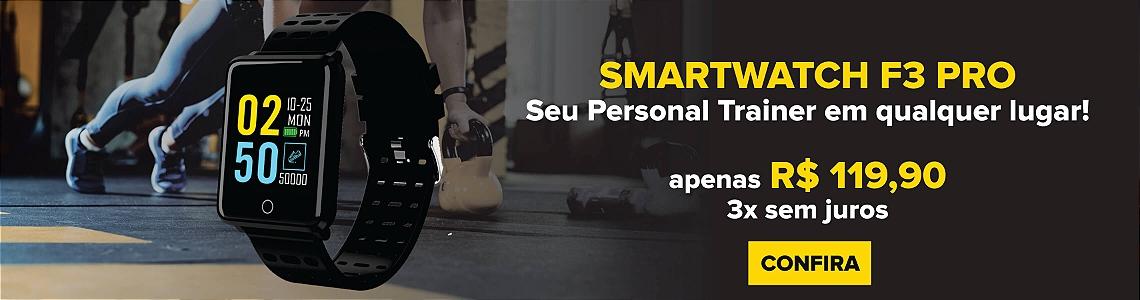 Banner Smartwatch F3 Pro