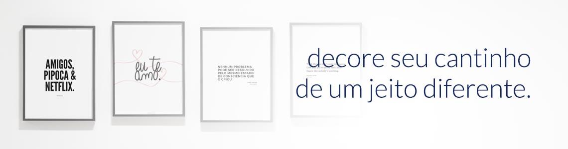 decore com #posterdigital