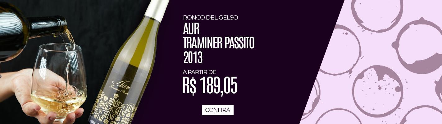 Aur Traminer Passito 2013 - 20/10/2021