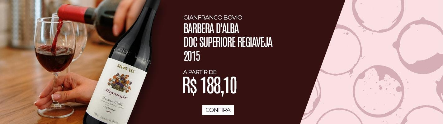 Barbera D'Alba Doc Superiore Regiaveja - 20/10/2021