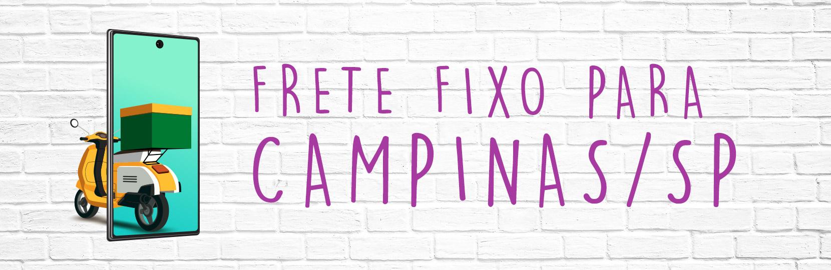 FRETE FIXO CAMPINAS