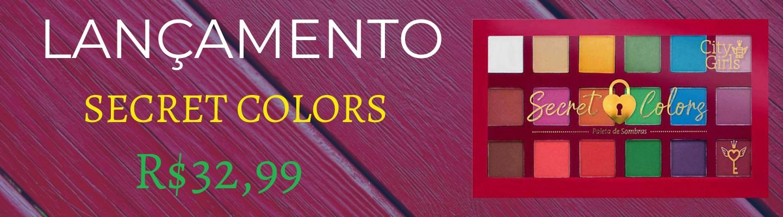 Banner Secret Colors