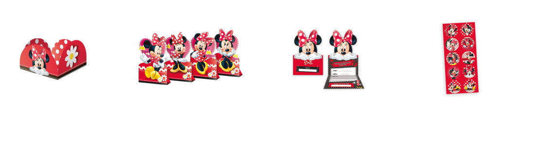 Festa Red Minnie 50 %