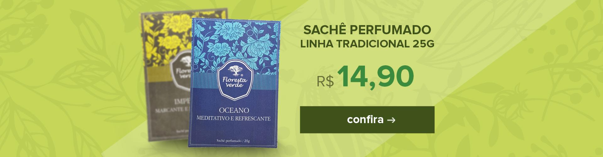 Sachê Perfumado Tradicional