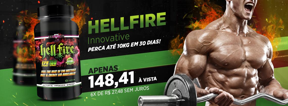 Hellfire - 90 Cápsulas