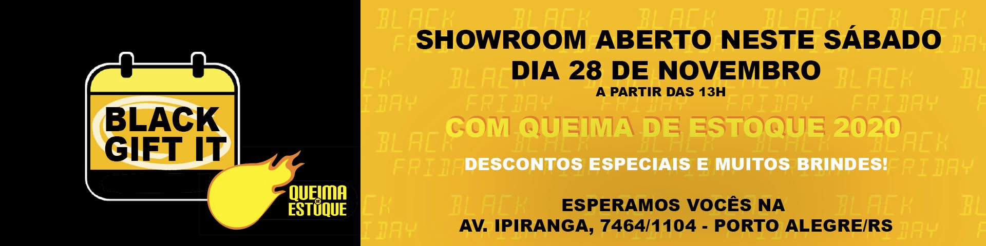 BLACK GIFT IT - SHOWROOM