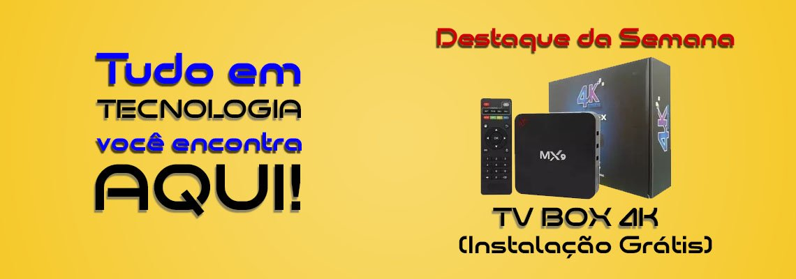 Destaque da Semana - tvbox