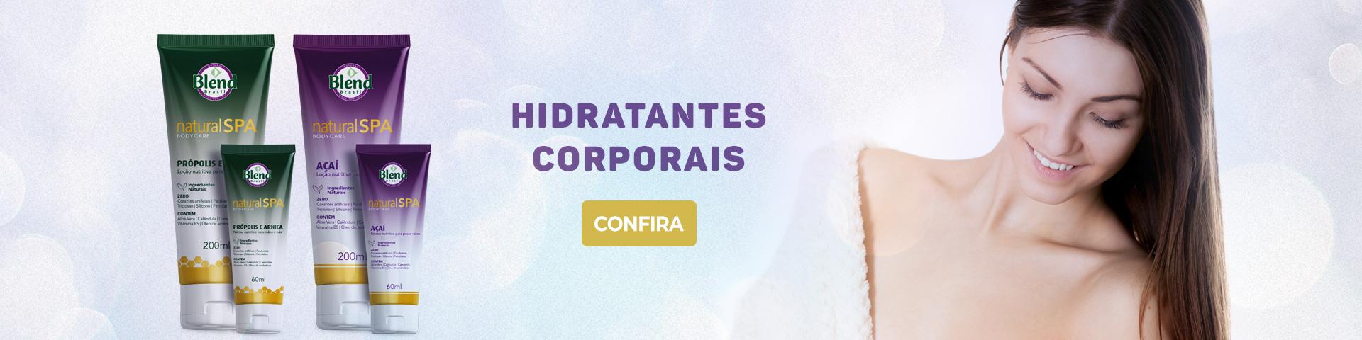 Hidratantes Corporais