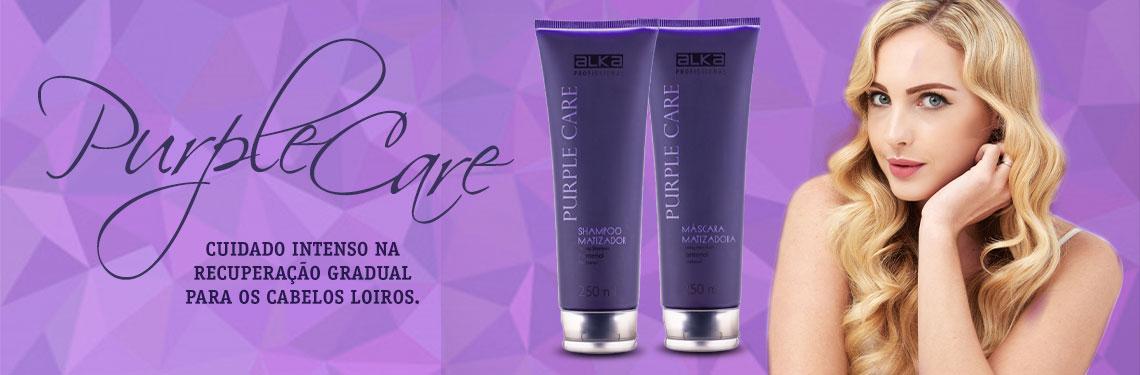 Linha Purple Care