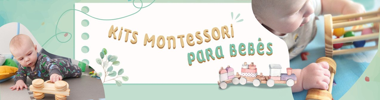 Banner Kit Montessori