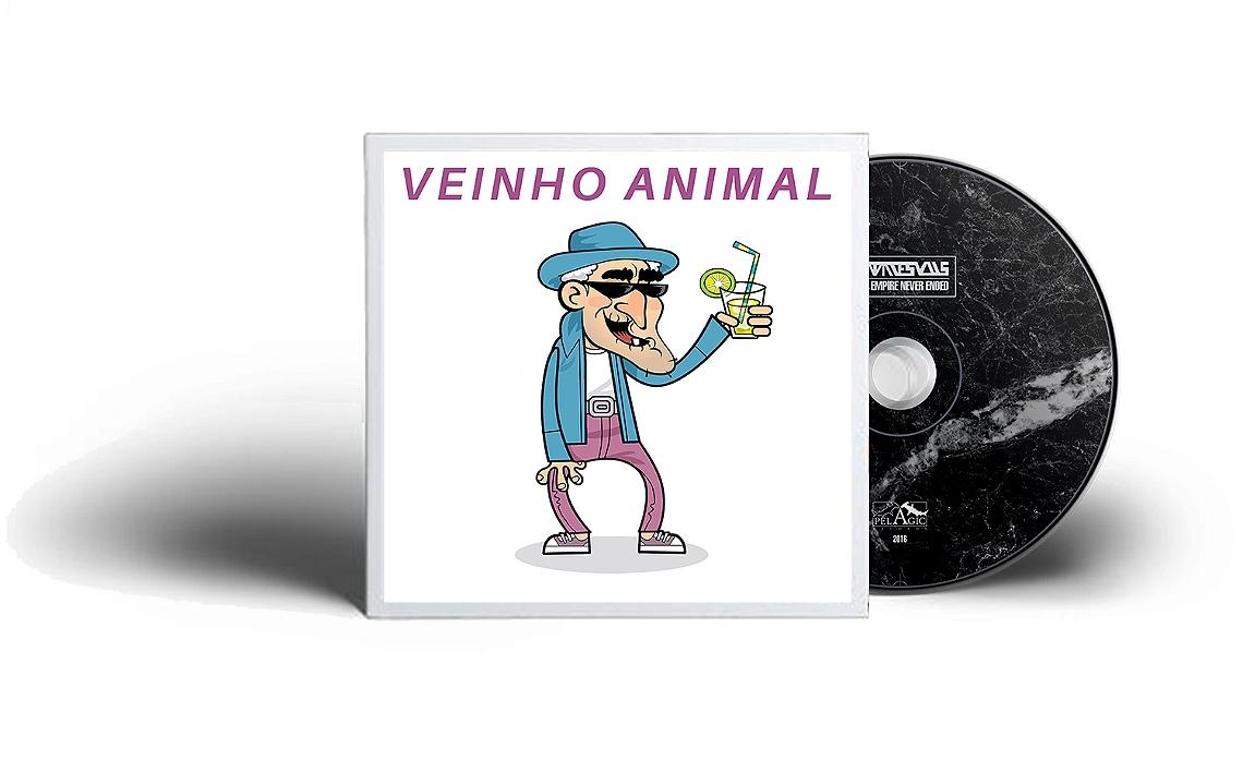 CD: O melhor do Veinho Animal!