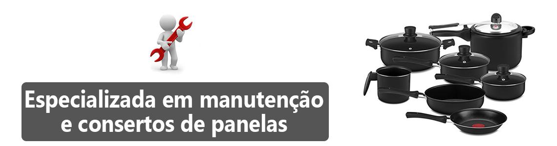 Banner  manutenção doutor panelas