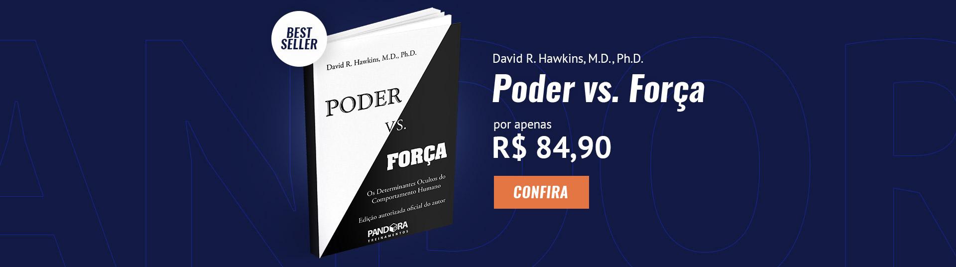 Livro Poder vs Força