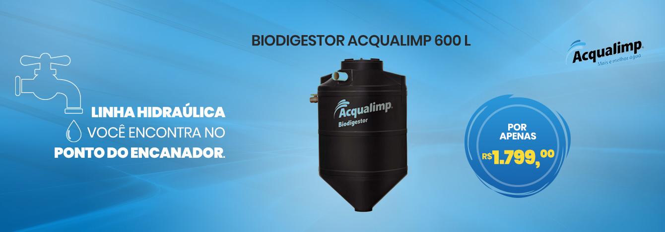 Comercial Biodigestor