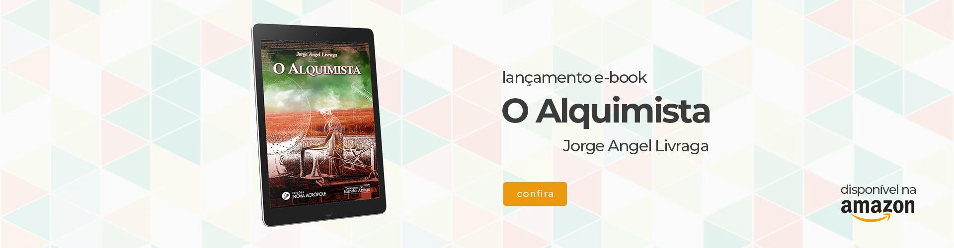 E-book O Alquimista