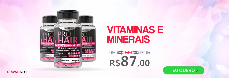 Cápsulas -   vitaminas e minerais