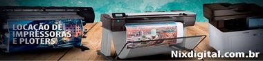locacao de impressora ploter