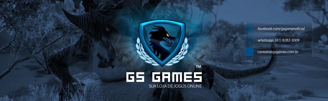 Novo Banner GSGames