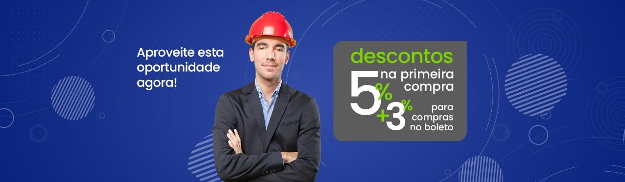 5% + 3%