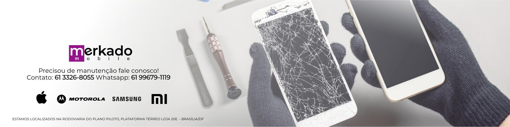Manutenção-Smartphone
