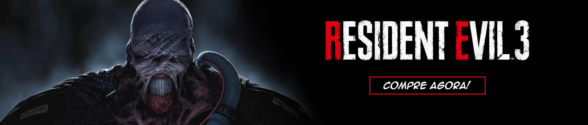 Jogo Resident Evil 3