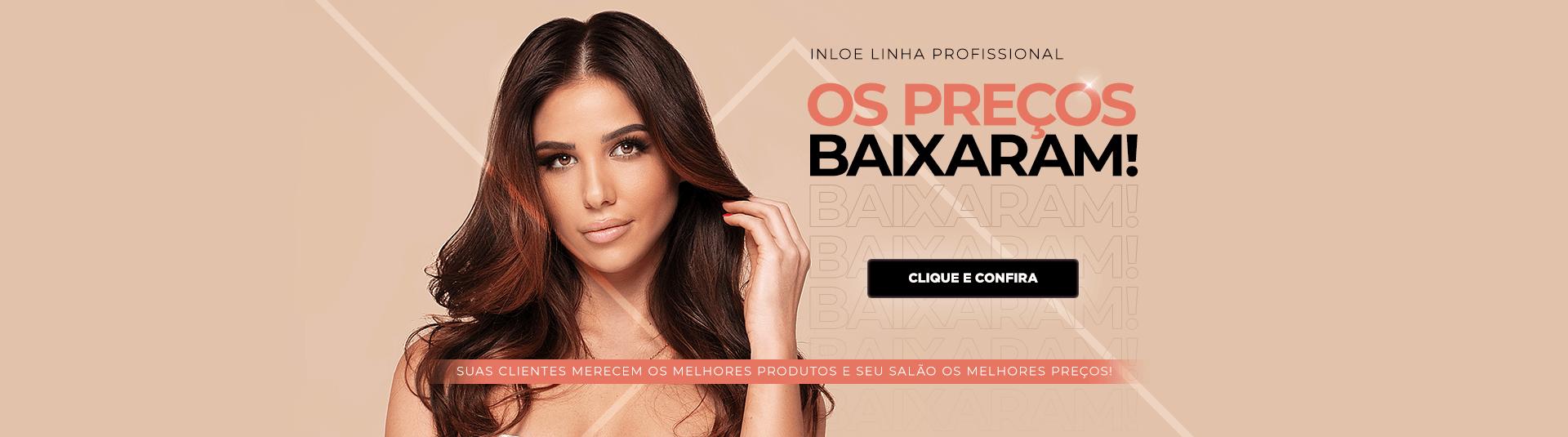 Banner - Promoção Linha Profissional