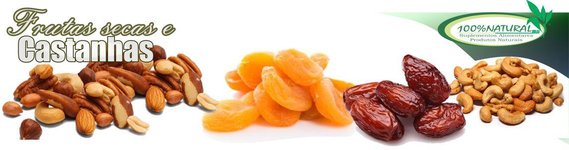 Frutas e Castanhas