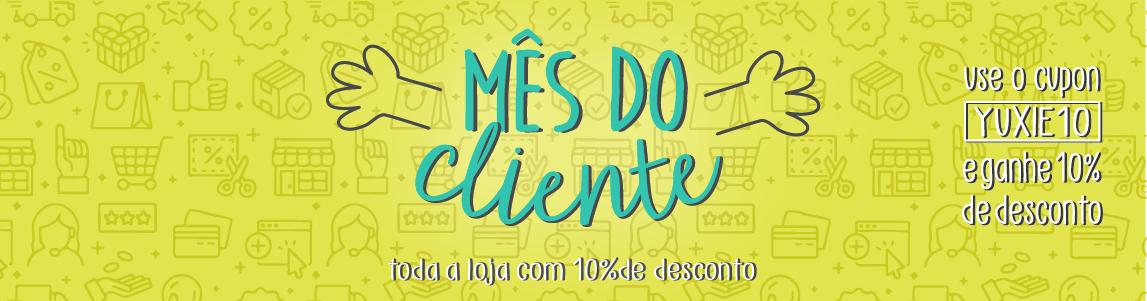 Banner Mês do Cliente