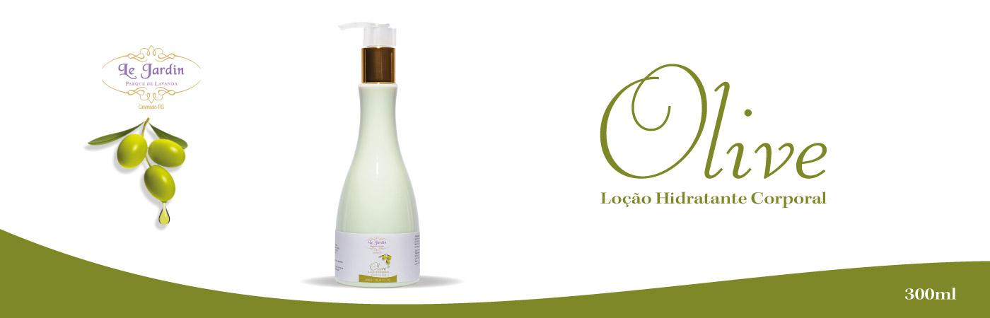 Loção Hidratante Olive