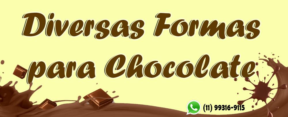 FORMA PARA CHOCOLATE