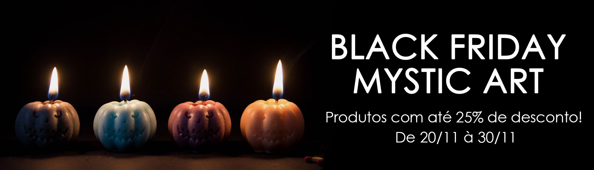 Black friday Mystic