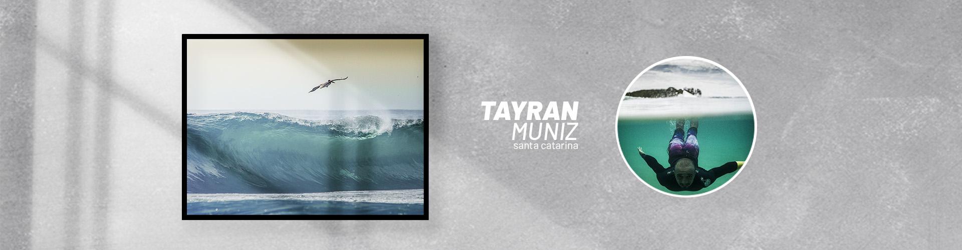 Página Artista | Tayran Muniz