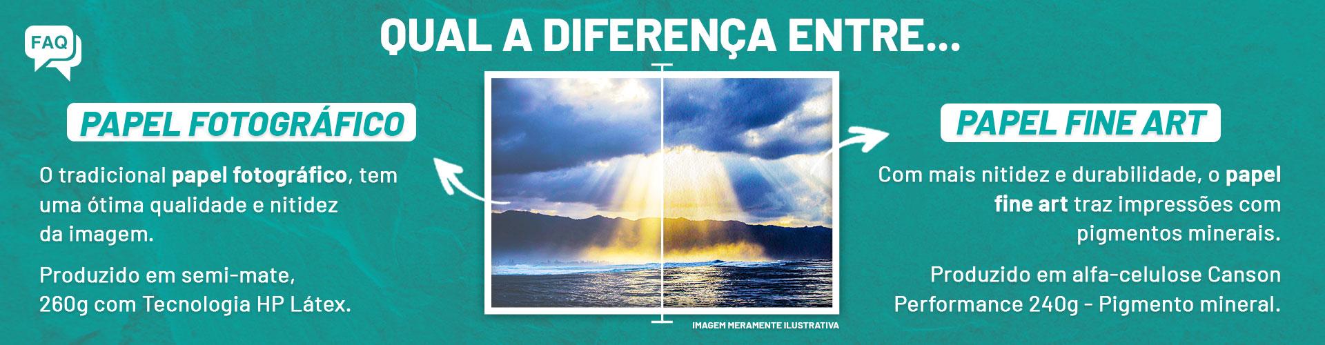 Home | Diferença Papel Fotográfico e Fine Art