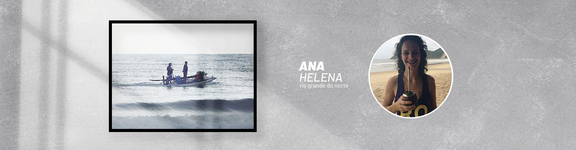 Página Artista | Ana Helena