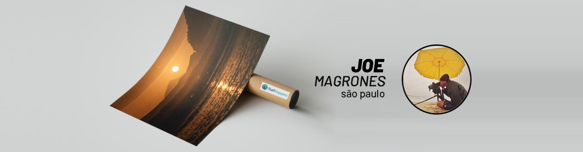 Página Artista | Joe Magrones
