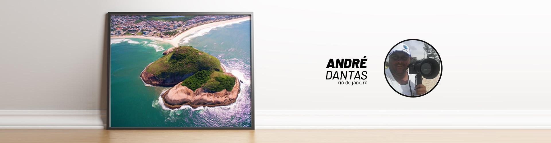 Página Artista | André Dantas