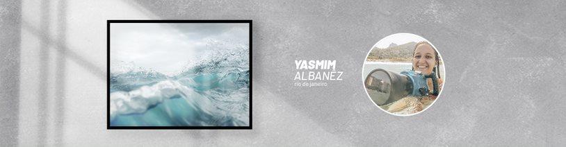 Página Artista | Yas Albanêz
